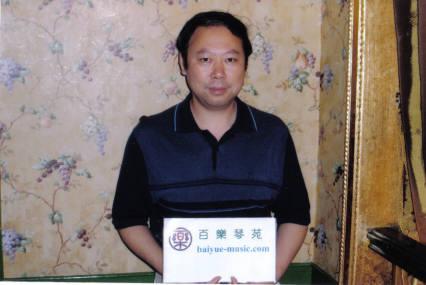 上海柳琴琵琶製作名師高德才師父