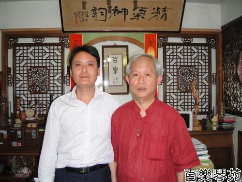 夏師父與張清治老師