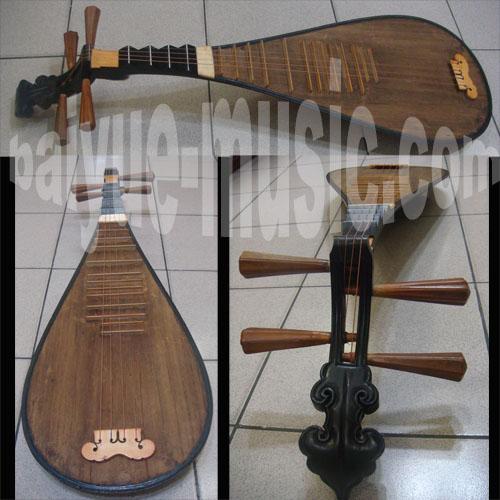 民國初年的琵琶